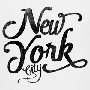 New York City typography Shirts - Teenage Premium T-Shirt