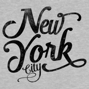 New York City tipografía Camisetas - Camiseta bebé