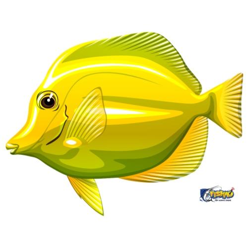 FISHAO Yellow Tang