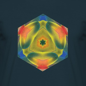 Psychedelisch #2 Ray T-Shirts - Männer T-Shirt