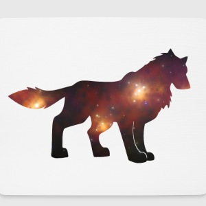 Starwolf - Mousepad (Querformat)