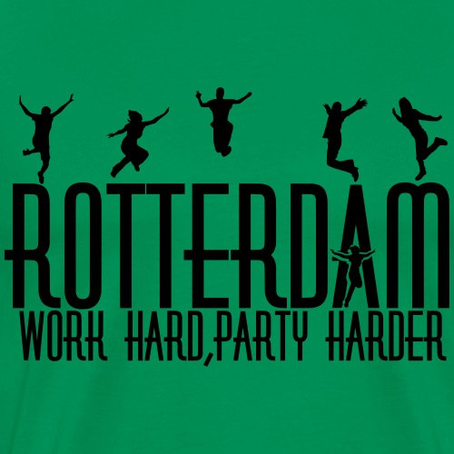 Work hard, party harder