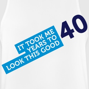 It took 40 years to look so good! Sports wear - Men's Breathable Tank Top
