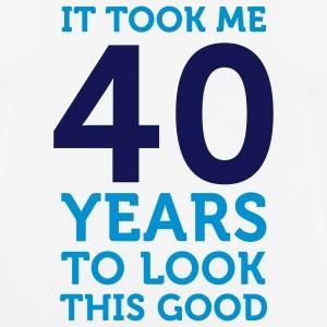 sjov gave 40 år