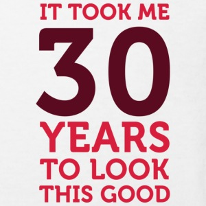 It took 30 years to look so good! Shirts - Kids' Organic T-shirt