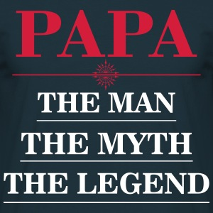 The Man The Myth The Legend T-Shirts - Men's T-Shirt
