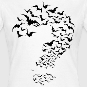 Riddler in Bats T-Shirt - Frauen T-Shirt