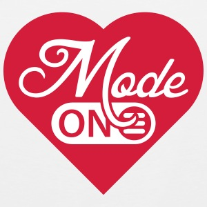 Love Mode on Tank Tops - Men's Premium Tank Top