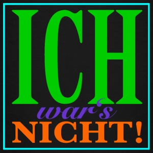 Ich war's nicht! T-Shirts - Teenager Premium T-Shirt