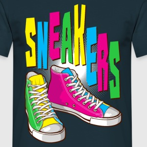 Funky sneakers - T-shirt Homme