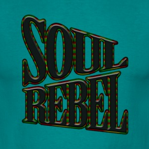 Soul Rebel - Men's T-Shirt