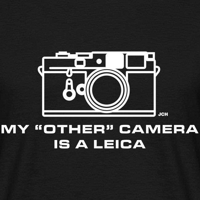 """My """"other"""" camera is a Leica."""