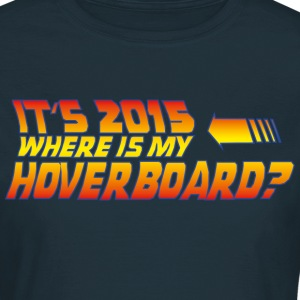 Navy hoverboard T-Shirts - Women's T-Shirt