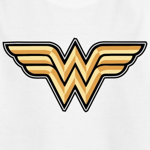 Wonder Woman Logo Teenage T-Shirt - Teenager-T-shirt