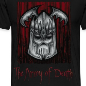The Army of Death, overwhelming dead - Men's Premium T-Shirt