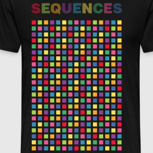 A.I, sequences - T-shirt Premium Homme