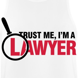 Trust me. I am a lawyer! Sports wear - Men's Breathable Tank Top