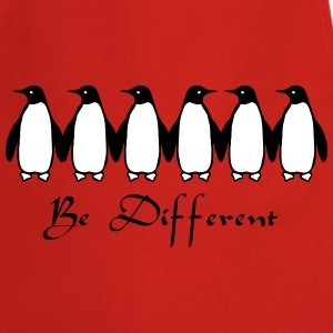 Be Different  Aprons - Cooking Apron