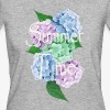 Summer Time Floral decoration by patjila - Women's Organic T-shirt