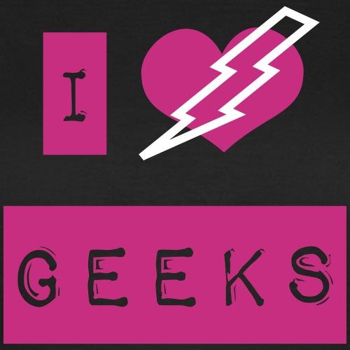 I heart Geeks