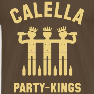 Calella Party-Kings (Party Holiday) T-Shirts - Men's Premium T-Shirt