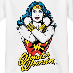 Wonder Woman Power Teenager T-Shirt - Teenager T-Shirt