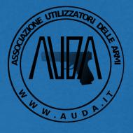 ~ maglietta logo AUDA e glock (per capi chiari)
