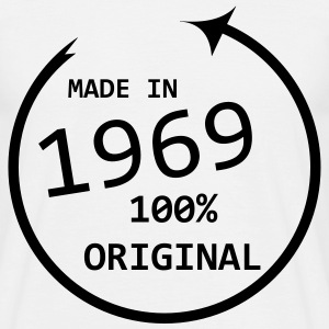 Made in 1969 - Männer T-Shirt
