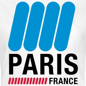 Paris, France T-Shirts - Women's T-Shirt