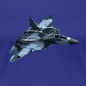 Fighter Sukhoi T-Shirts - Women's Premium T-Shirt