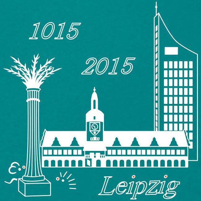 1000 Jahre Leipzig, T-Shirt women