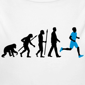 evolution_of_man_jogging_062015_a_2c Baby Bodys - Baby Bio-Langarm-Body