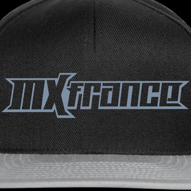 Casquete Snapback MXfrance Argent
