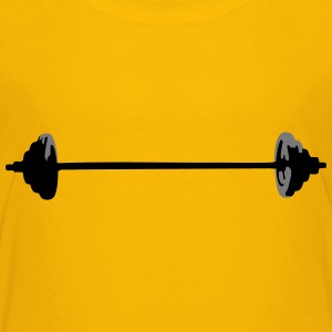 weightlifting Shirts - Teenage Premium T-Shirt