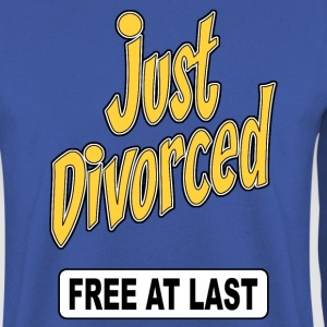 just divorced 02 Sweat-shirts - Sweat-shirt Homme
