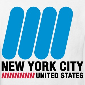 New York City, Verenigde Staten Shirts - Kinderen Bio-T-shirt