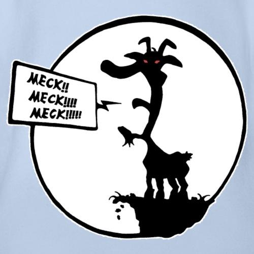 Meckerziege