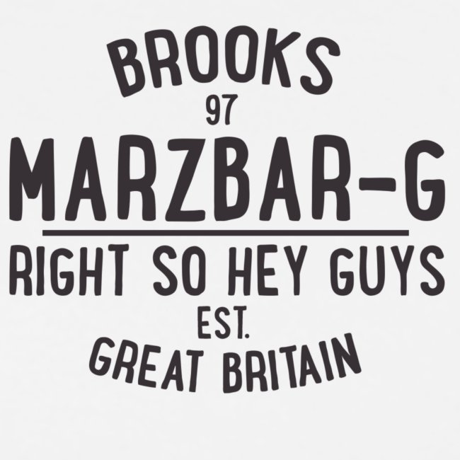 Special Edition MarzBar-G Premium Shirt