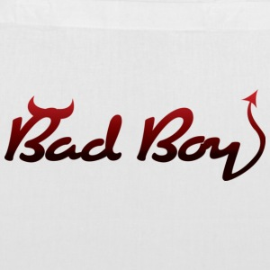 Bad Boy! Bags & Backpacks - Tote Bag