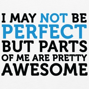 Not perfect, but parts of me are amazing! Long Sleeve Shirts - Kids' Premium Longsleeve Shirt