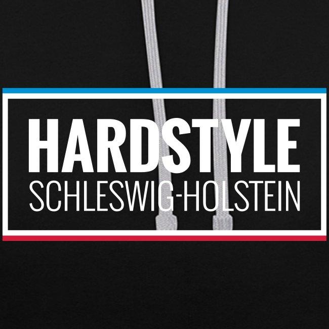 Hoody Schwarz/Grau