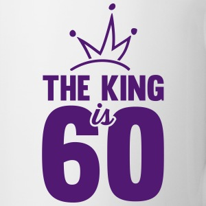 THE KING IS 60 Tassen & Zubehör - Tasse