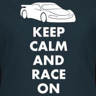 Motiv ~ Keep Calm and Race on