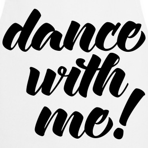 Dance With Me  Aprons - Cooking Apron