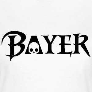 Bayer Skull - Frauen T-Shirt