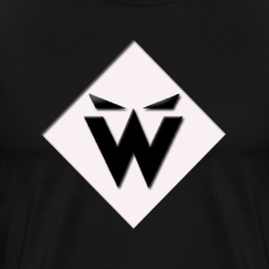 Wollefication Logo Shirt - Premium-T-shirt herr