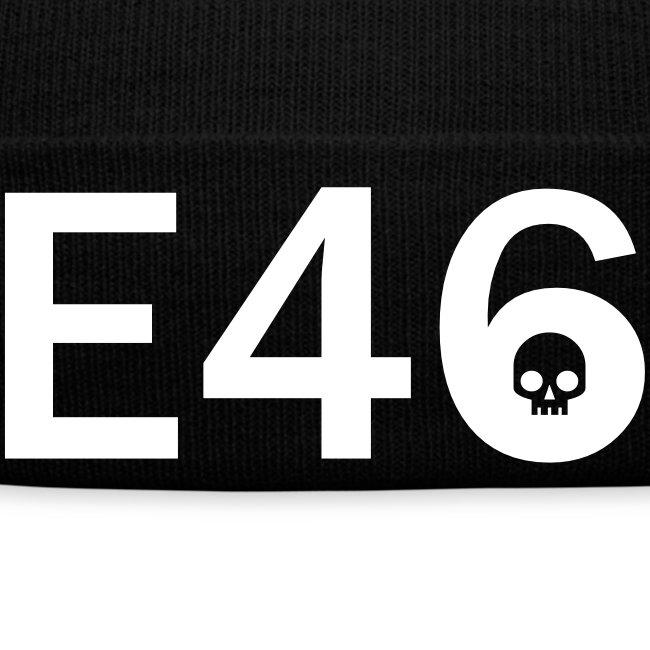 E46 Skull Tribal Art