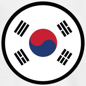 Marked by South Korea Shirts - Kids' T-Shirt