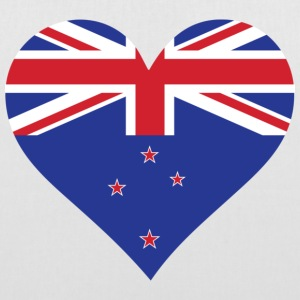 A heart for New Zealand Bags & Backpacks - Tote Bag