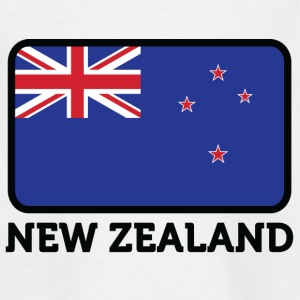 National Flag of New Zealand Shirts - Kids' T-Shirt